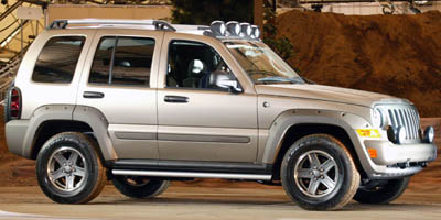 Pre-Owned 2005 JEEP LIBERTY Renegade S
