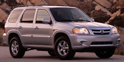 2005 Mazda Tribute  - C & S Car Company