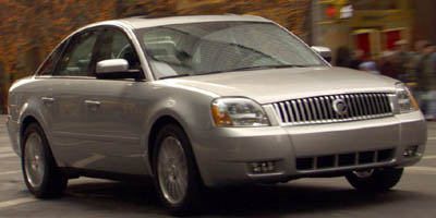 Pre-Owned 2005 MERCURY MONTEGO Premier Se