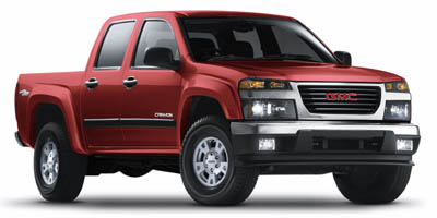 Pre-Owned 2005 GMC CANYON SLE PICKUP