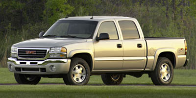 Used 2005  GMC Sierra 1500 4WD Crew Cab SLE at Arnie's Ford near Wayne, NE