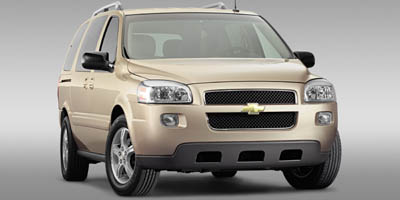 Pre-Owned 2005 CHEVROLET UPLANDER Extended M