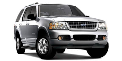 2005 Ford Explorer  - Fiesta Motors