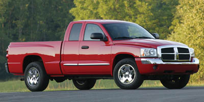 Pre-Owned 2005 DODGE DAKOTA SLT PICKUP