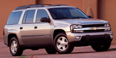 Used 2005  Chevrolet Trailblazer EXT 4d SUV 4WD LS at Midwest Auto Sales, Inc. near Ottumwa, IA