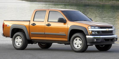 Used 2005  Chevrolet Colorado 4WD Crew Cab Z71 LS 1SE at Car Zone Sales near Otsego, MI