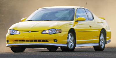 Pre-Owned 2005 CHEVROLET MONTE CARLO LT Coupe 2