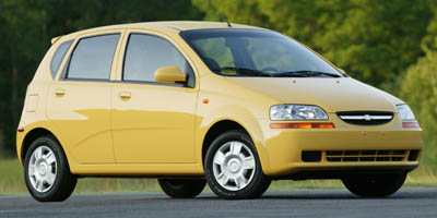Pre-Owned 2005 CHEVROLET AVEO SVM Hatchb