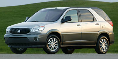 Used 2005  Buick Rendezvous 4d SUV FWD CX at Motor City Auto Brokers near Taylor, MI
