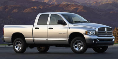 Used 2006  Dodge Ram 2500 4WD Quad Cab SLT at Pensacola Auto Brokers Truck Center near Pensacola, FL