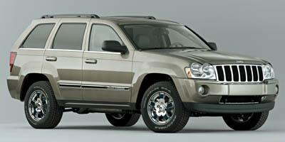 Used 2005  Jeep Grand Cherokee 4d SUV 4WD Limited Hemi at Credit Now Auto Inc near Huntsville, AL