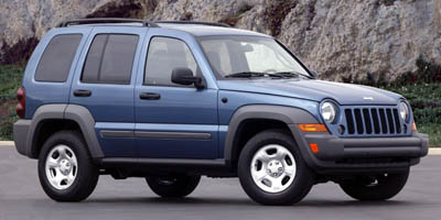 Used 2006  Jeep Liberty 4d SUV 4WD Sport at Action Auto Group near Oxford, MS