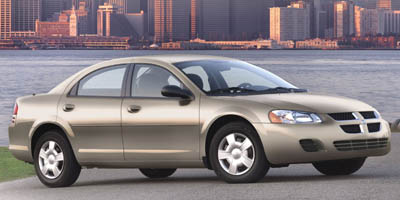 Used 2005  Dodge Stratus 4d Sedan SXT at VA Cars of Tri-Cities near Hopewell, VA