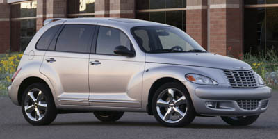Pre-Owned 2005 CHRYSLER PT CRUISER Limited Sp