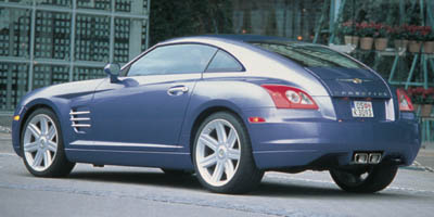 Used 2005  Chrysler Crossfire 2d Coupe Limited at Credit Now Auto Inc near Huntsville, AL