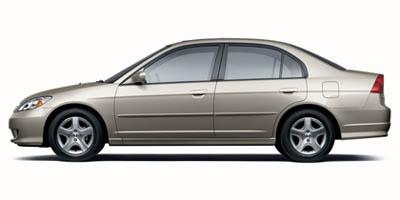 Pre-Owned 2005 Honda CIVIC EX