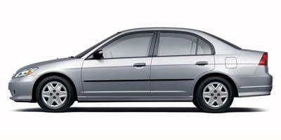 Pre-Owned 2005 Honda CIVIC Value Seda