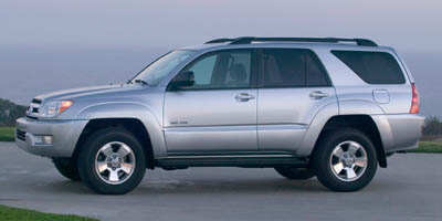 Used 2005  Toyota 4Runner 4d SUV 4WD Limited (V8) at Bill Fitts Auto Sales near Little Rock, AR