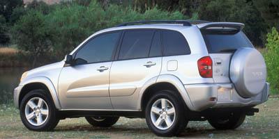 2005 Toyota Rav4 RAV4  - R5252A