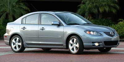 Pre-Owned 2005 MAZDA Mazda3 i Sedan 4D