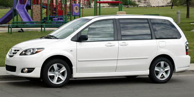 2005 Mazda MPV 4D Wagon  - R14843