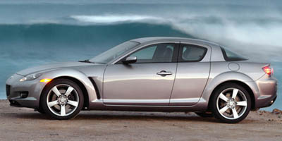 2006 Mazda MAZDA RX-8 SHINKA SPECIAL EDITION 2dr Car Slide