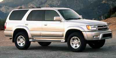 2000 Toyota 4Runner   for Sale  - R5750A  - Fiesta Motors