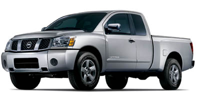 2005 Nissan Titan SE 4WD  for Sale  - R6212A  - Fiesta Motors