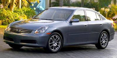 Used 2005  Infiniti G35 4d Sedan X at Credit Now Auto Inc near Huntsville, AL