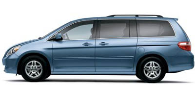 2005 Honda Odyssey  - MCCJ Auto Group