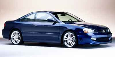 Used 2001  Acura CL 2d Coupe 3.2L at VA Cars of Tri-Cities near Hopewell, VA