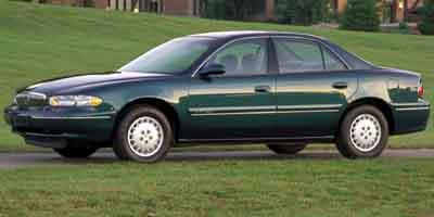 Used 2001  Buick Century 4d Sedan Limited at Good Wheels Calcutta near East Liverpool, OH