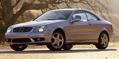 2005 Mercedes-Benz CLK-Class 5.0L  - 11166