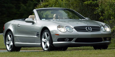 Used 2005  Mercedes-Benz SL-Class 2d Convertible SL500 at Royal Car Center near Philadelphia, PA
