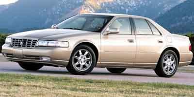 Used 2002  Cadillac Seville 4d Sedan STS at Frank Leta Automotive Outlet near Bridgeton, MO