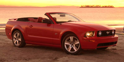 2005 Ford Mustang Premium  - b4378