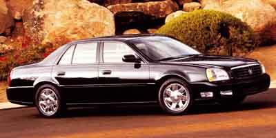 2001 Cadillac DeVille DTS  - 102422