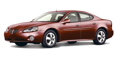 Pre-Owned 2005 PONTIAC GRAND PRIX GT Sedan 4