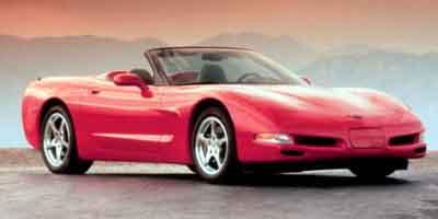 Used 2001  Chevrolet Corvette 2d Convertible at 30 Second Auto Loan near Peoria, IL
