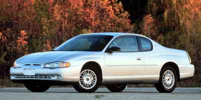 Used 2001  Chevrolet Monte Carlo 2d Coupe LS at Shook Auto Sales near New Philadelphia, OH