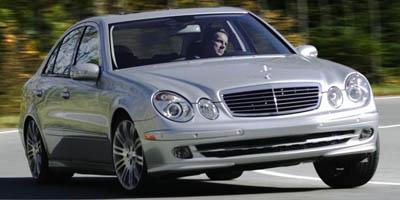 2006 Mercedes-Benz E-Class E 500 4dr Car Slide
