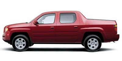 Pre-Owned 2006 Honda RIDGELINE RTS Pickup