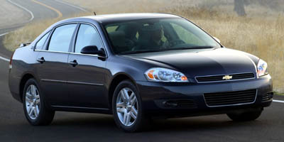 Pre-Owned 2006 CHEVROLET IMPALA LTZ Sedan