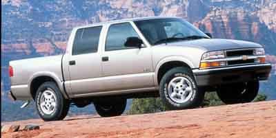 2001 Chevrolet S10  - C & S Car Company