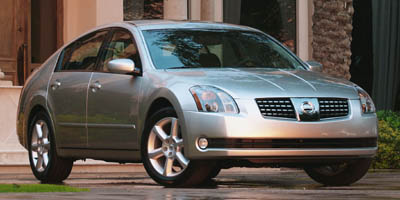 Pre-Owned 2005 NISSAN MAXIMA SE Sedan 4