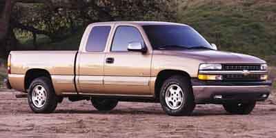 2001 Chevrolet Silverado 1500 LS Extended Cab  - R2313A