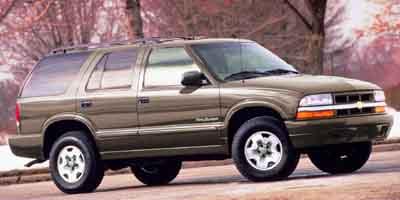 2001 Chevrolet Blazer LT for Sale  - 12053  - Tom's Auto Sales, Inc.