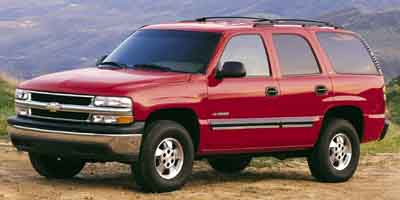 2002 Chevrolet Tahoe LS  for Sale  - R5684A  - Fiesta Motors