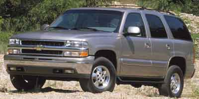 Used 2001  Chevrolet Tahoe 4d SUV 4WD LT at Good Wheels Calcutta near East Liverpool, OH
