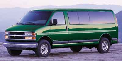 2001 Chevrolet Express Van   for Sale  - 204850  - Wiele Chevrolet, Inc.